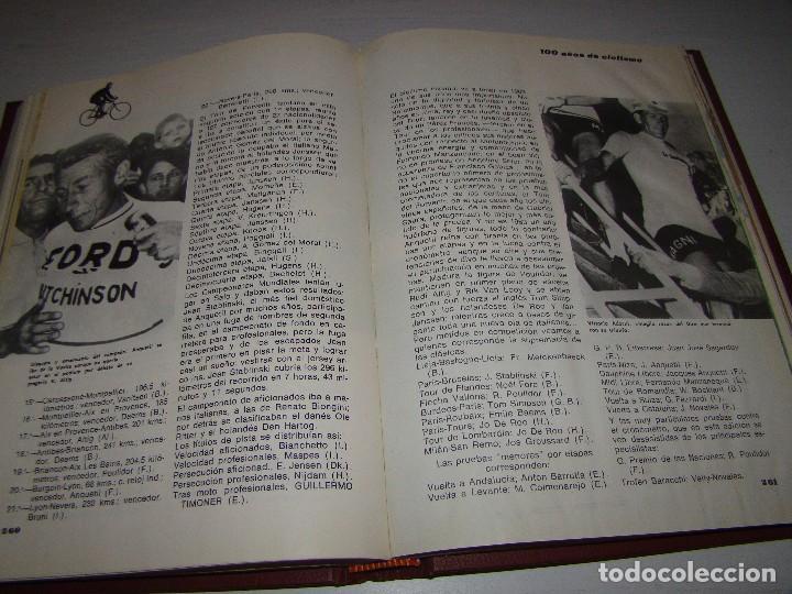 Coleccionismo deportivo: 100 AÑOS DE CICLISMO - EFSA - Foto 4 - 205132647