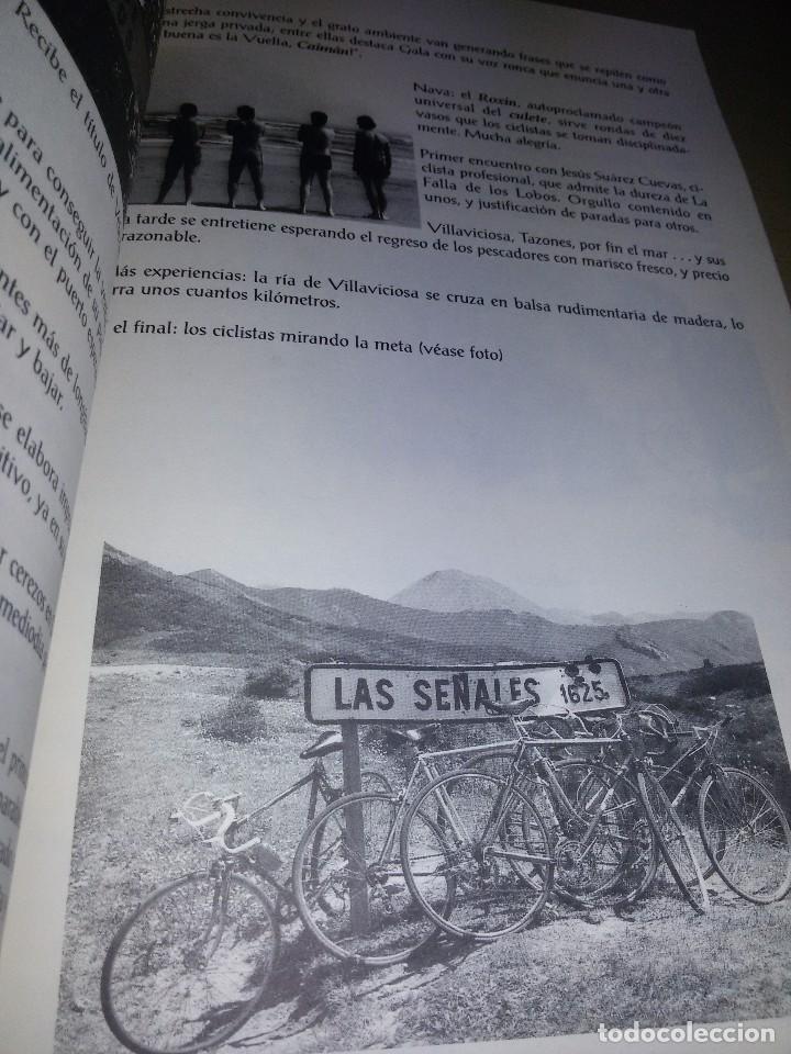 Coleccionismo deportivo: LA VUELTA-EDICIONES JUNTA DE VETERANOS-1995-ANEXO -150 EJEMPLARES - Foto 5 - 70187637