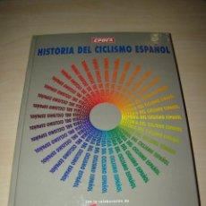 Coleccionismo deportivo: HISTORIA DEL CICLISMO ESPAÑOL - ÉPOCA . Lote 73600811