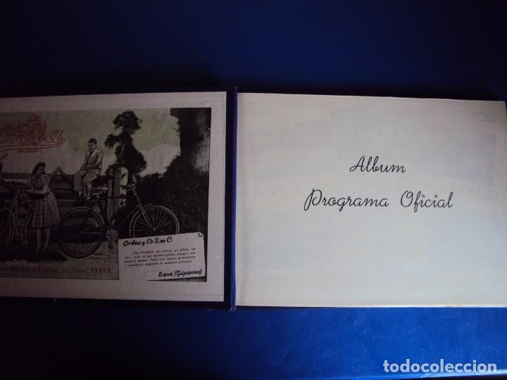 Coleccionismo deportivo: (CAT-170201)Album Programa Oficial de la vuelta Ciclista a Cataluña, V Gran premio Pirelli, año 1945 - Foto 2 - 74944079