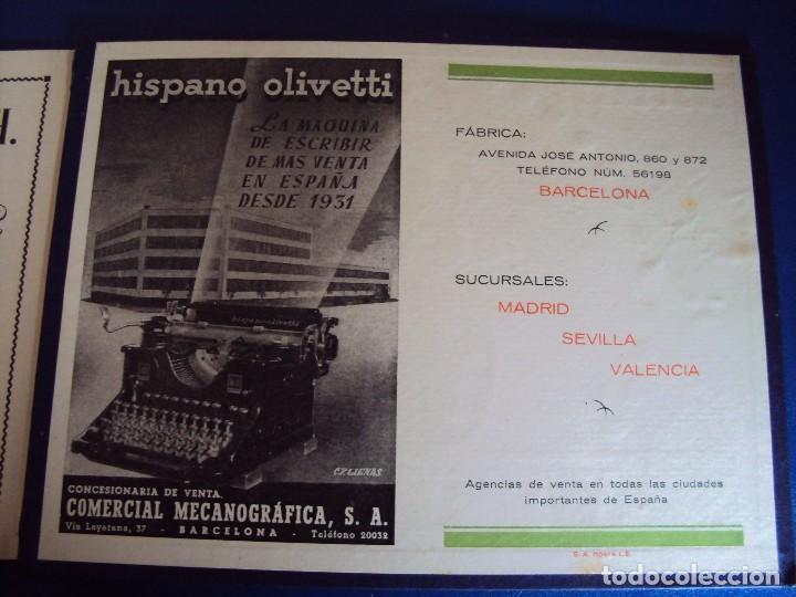 Coleccionismo deportivo: (CAT-170201)Album Programa Oficial de la vuelta Ciclista a Cataluña, V Gran premio Pirelli, año 1945 - Foto 13 - 74944079