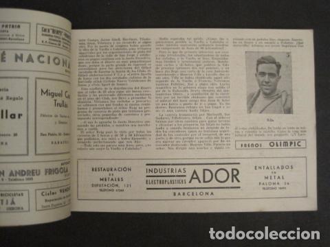 Coleccionismo deportivo: XXVI VUELTA CICLISTA A CATALUÑA - SEPTIEMBRE DE 1946 -VI GRAN PREMIO PIRELLI -VER FOTOS-(V- 9521) - Foto 6 - 78641905