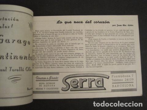 Coleccionismo deportivo: XXVI VUELTA CICLISTA A CATALUÑA - SEPTIEMBRE DE 1946 -VI GRAN PREMIO PIRELLI -VER FOTOS-(V- 9521) - Foto 9 - 78641905
