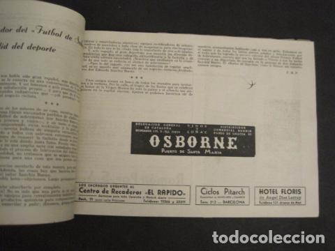 Coleccionismo deportivo: XXVI VUELTA CICLISTA A CATALUÑA - SEPTIEMBRE DE 1946 -VI GRAN PREMIO PIRELLI -VER FOTOS-(V- 9521) - Foto 12 - 78641905