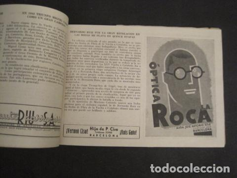 Coleccionismo deportivo: XXVI VUELTA CICLISTA A CATALUÑA - SEPTIEMBRE DE 1946 -VI GRAN PREMIO PIRELLI -VER FOTOS-(V- 9521) - Foto 13 - 78641905