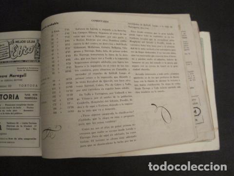 Coleccionismo deportivo: XXVI VUELTA CICLISTA A CATALUÑA - SEPTIEMBRE DE 1946 -VI GRAN PREMIO PIRELLI -VER FOTOS-(V- 9521) - Foto 18 - 78641905