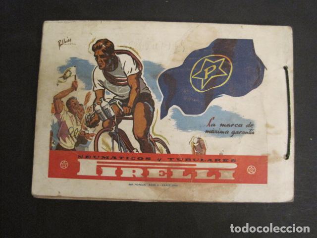 Coleccionismo deportivo: XXVI VUELTA CICLISTA A CATALUÑA - SEPTIEMBRE DE 1946 -VI GRAN PREMIO PIRELLI -VER FOTOS-(V- 9521) - Foto 21 - 78641905