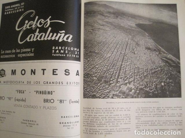 Coleccionismo deportivo: XXXVII VUELTA CICLISTA CATALUÑA - AÑO 1957 -VER FOTOS -(V-10.408) - Foto 6 - 82338036