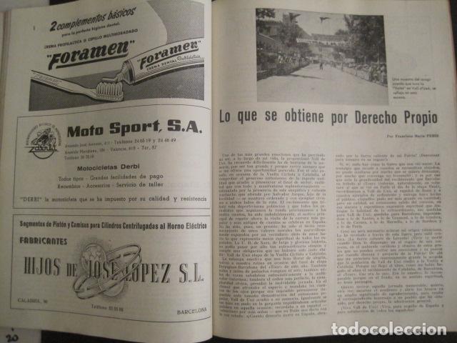 Coleccionismo deportivo: XXXVII VUELTA CICLISTA CATALUÑA - AÑO 1957 -VER FOTOS -(V-10.408) - Foto 8 - 82338036