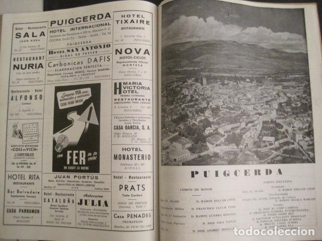 Coleccionismo deportivo: XXXVII VUELTA CICLISTA CATALUÑA - AÑO 1957 -VER FOTOS -(V-10.408) - Foto 9 - 82338036