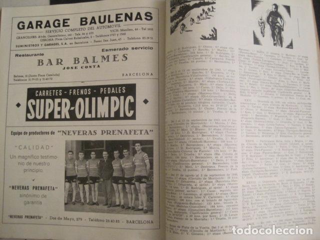 Coleccionismo deportivo: XXXVII VUELTA CICLISTA CATALUÑA - AÑO 1957 -VER FOTOS -(V-10.408) - Foto 10 - 82338036