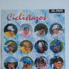 Coleccionismo deportivo: CICLISMO/CICLISTAZOS DEL PAIS/PANTANI/INDURAIN/ROMINGER/ESCARTIN/BERZIN........... Lote 83302936