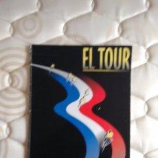 Coleccionismo deportivo: LIBRO CON MUCHAS FOTOS - EL TOUR DE FRANCIA (PUBLICADO POR EL PAÍS, AÑOS 90). Lote 204639473
