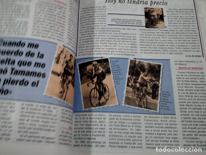 Coleccionismo deportivo: MARCA. CICLISMO DEL NORTE. FABRICA DE LIDERES. GRAN COLECCIONABLE 1994. TDK66 - Foto 2 - 100303123