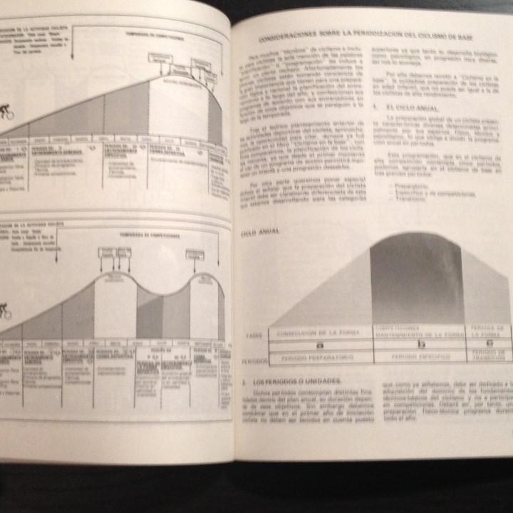 Coleccionismo deportivo: NUEVO CICLISMO AGONISTICO - JUAN CARLOS PEREZ - LIBRO ORIGINAL 1981 - BICI BICILETA CISCLISTA TOUR - Foto 3 - 104555071