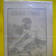 Coleccionismo deportivo: FAUSTO COPPI. EL MARISCAL. CICLISMO. 1963. Lote 108236927