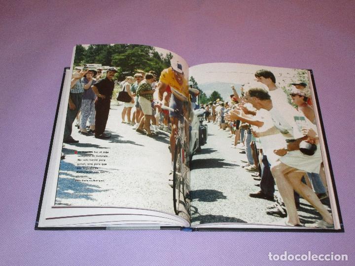 Coleccionismo deportivo: FIGURAS CON STILO ( MIGUEL INDURAIN - EL SEÑOR DEL TOUR ) - MARCA - 6 - JOSU GARAI - FIAT - Foto 3 - 182571470