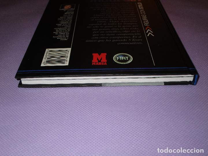 Coleccionismo deportivo: FIGURAS CON STILO ( MIGUEL INDURAIN - EL SEÑOR DEL TOUR ) - MARCA - 6 - JOSU GARAI - FIAT - Foto 6 - 182571470