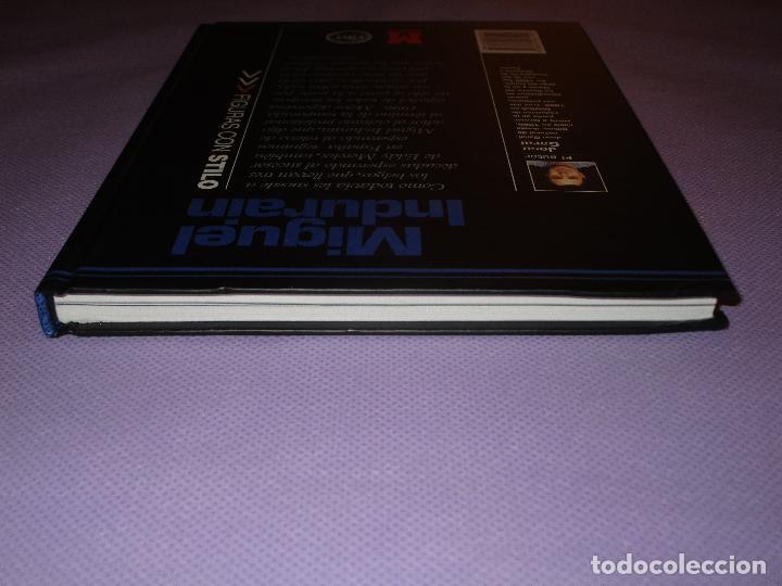 Coleccionismo deportivo: FIGURAS CON STILO ( MIGUEL INDURAIN - EL SEÑOR DEL TOUR ) - MARCA - 6 - JOSU GARAI - FIAT - Foto 8 - 182571470