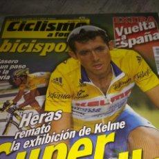 Coleccionismo deportivo: CICLISMO A FONDO. Lote 112818939