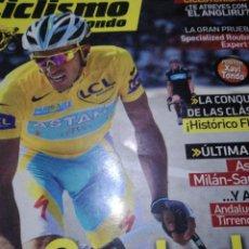 Coleccionismo deportivo: CICLISMO A FONDO. Lote 113344067