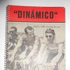 Coleccionismo deportivo: CICLISMO - LIBRO DEL TOUR DE FRANCIA Y LA VUELTA CICLISTA A ESPAÑA - AÑO 1956 - VER FOTOS. Lote 114833519