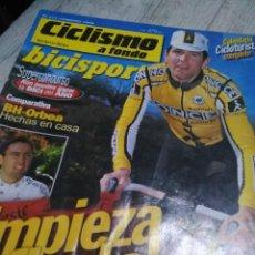 Coleccionismo deportivo: CICLISMO A FONDO. Lote 119480799