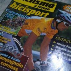 Coleccionismo deportivo: CICLISMO A FONDO. Lote 119480839