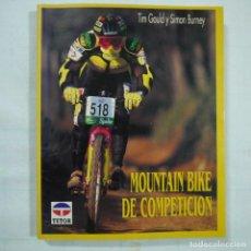 Coleccionismo deportivo: MOUNTAIN BIKE DE COMPETICIÓN - TIM GOULD Y SIMON BOURNEY - 1993. Lote 123509463