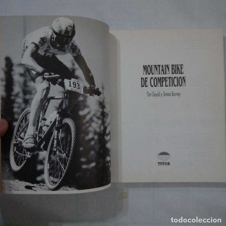 Coleccionismo deportivo: MOUNTAIN BIKE DE COMPETICIÓN - TIM GOULD Y SIMON BOURNEY - 1993 - Foto 2 - 123509463
