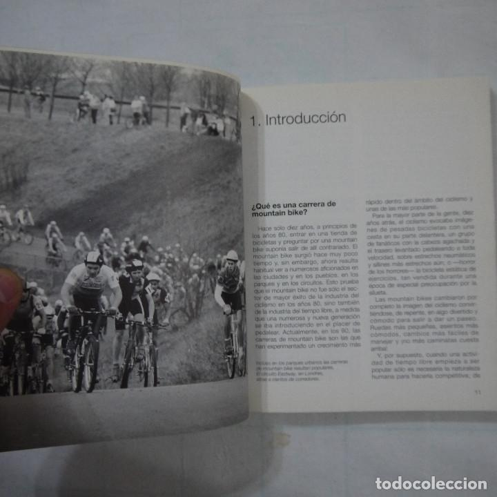 Coleccionismo deportivo: MOUNTAIN BIKE DE COMPETICIÓN - TIM GOULD Y SIMON BOURNEY - 1993 - Foto 5 - 123509463