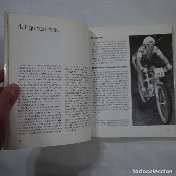 Coleccionismo deportivo: MOUNTAIN BIKE DE COMPETICIÓN - TIM GOULD Y SIMON BOURNEY - 1993 - Foto 7 - 123509463