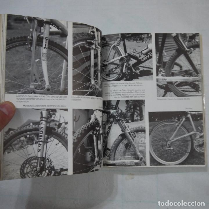 Coleccionismo deportivo: MOUNTAIN BIKE DE COMPETICIÓN - TIM GOULD Y SIMON BOURNEY - 1993 - Foto 8 - 123509463