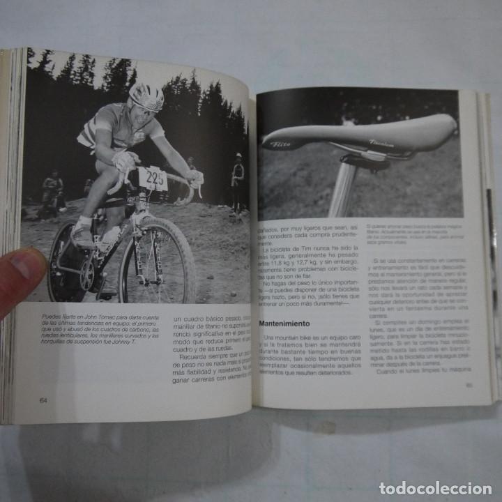 Coleccionismo deportivo: MOUNTAIN BIKE DE COMPETICIÓN - TIM GOULD Y SIMON BOURNEY - 1993 - Foto 9 - 123509463