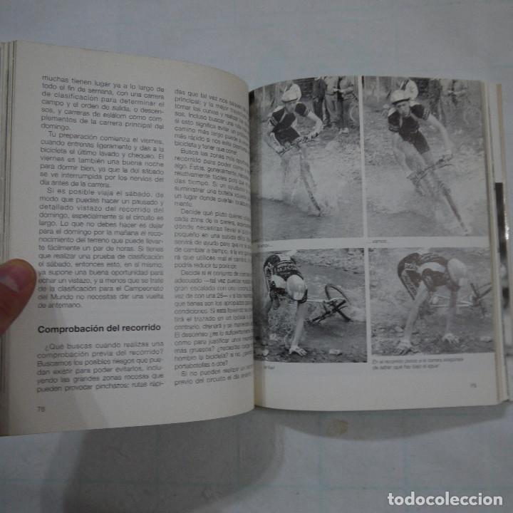 Coleccionismo deportivo: MOUNTAIN BIKE DE COMPETICIÓN - TIM GOULD Y SIMON BOURNEY - 1993 - Foto 10 - 123509463