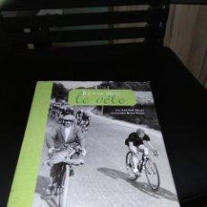 Coleccionismo deportivo: IL Y A UN SIECLE LE VELO / UN SIGLO DE BICICLETA 143 PAGINAS CON FOTOS / NUEVO. Lote 127659071