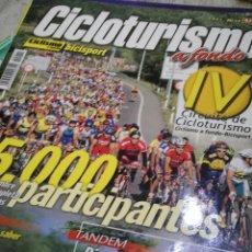 Coleccionismo deportivo: CICLOTURISMO A FONDO CICLISMO. Lote 129054515