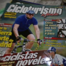 Coleccionismo deportivo: CICLOTURISMO A FONDO CICLISMO. Lote 129054627