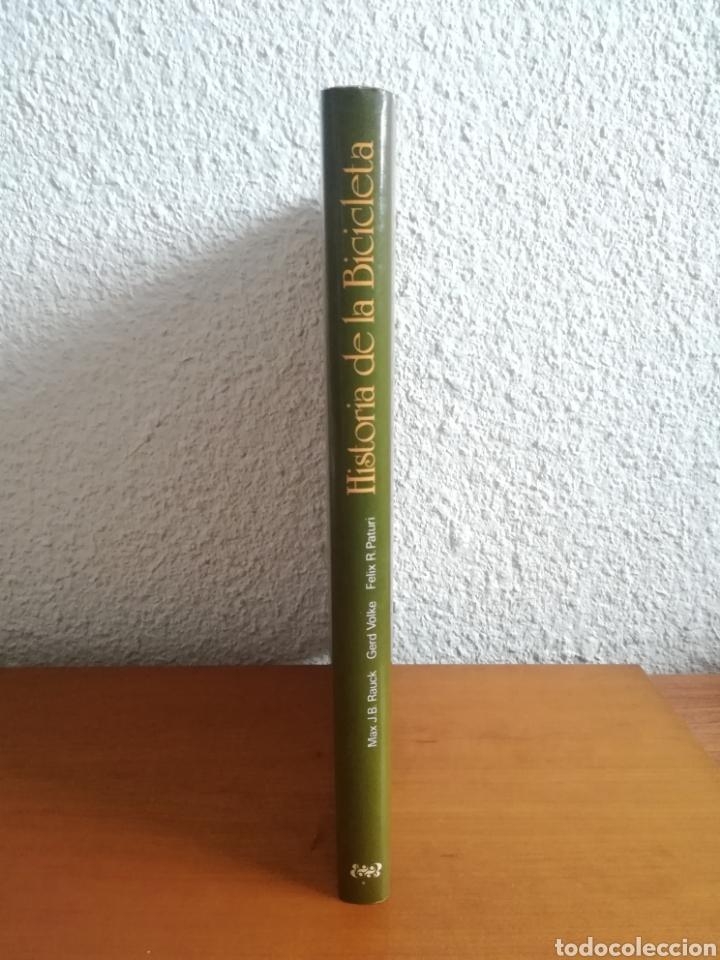 Coleccionismo deportivo: Historia de la bicicleta - Rabasa Derbi Ciclismo Bahamontes - Foto 6 - 129584572