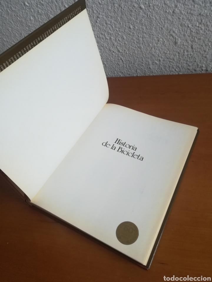 Coleccionismo deportivo: Historia de la bicicleta - Rabasa Derbi Ciclismo Bahamontes - Foto 9 - 129584572