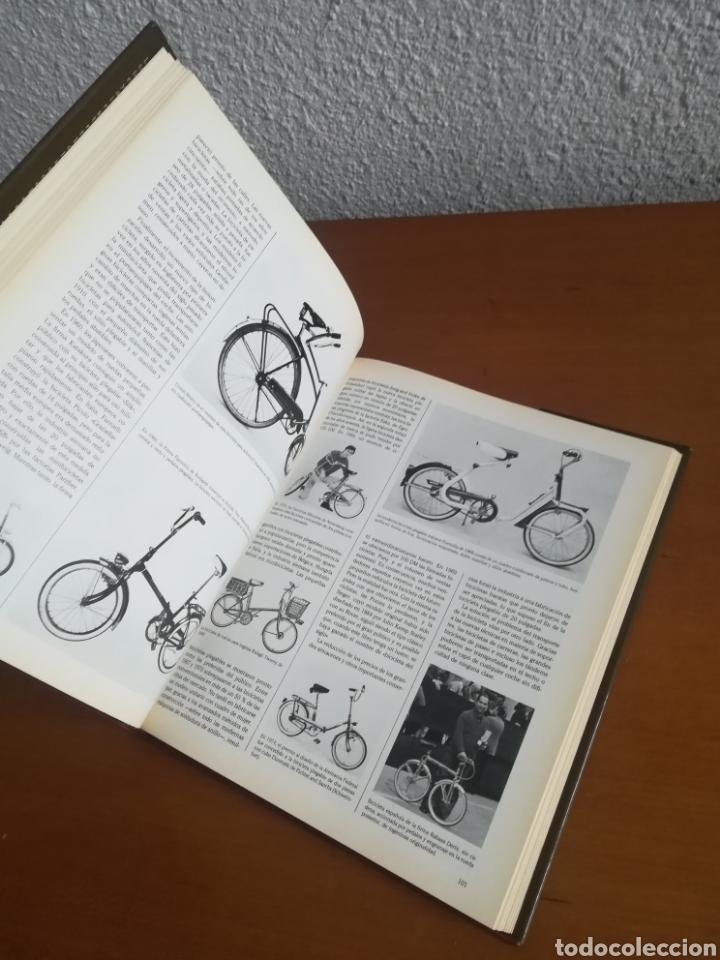 Coleccionismo deportivo: Historia de la bicicleta - Rabasa Derbi Ciclismo Bahamontes - Foto 23 - 129584572