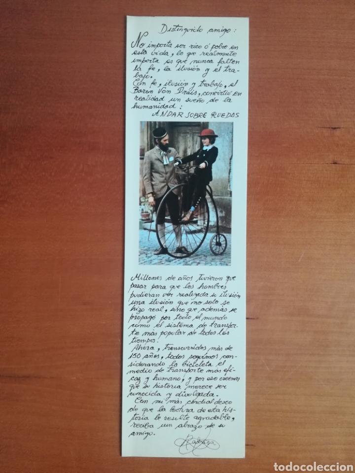 Coleccionismo deportivo: Historia de la bicicleta - Rabasa Derbi Ciclismo Bahamontes - Foto 35 - 129584572