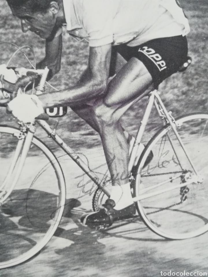 Coleccionismo deportivo: Historia de la bicicleta - Rabasa Derbi Ciclismo Bahamontes - Foto 37 - 129584572
