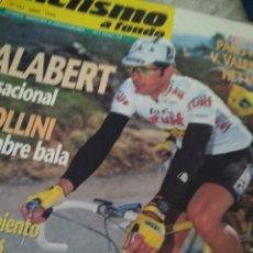Coleccionismo deportivo: CICLISMO A FONDO N123. Lote 130101311