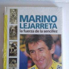 Coleccionismo deportivo: CICLISMO A FONDO/MARINO LEJARRETA/LA FUERZA DE LA SENCILLEZ/NUEVO¡¡¡¡¡¡¡¡¡.. Lote 202110110