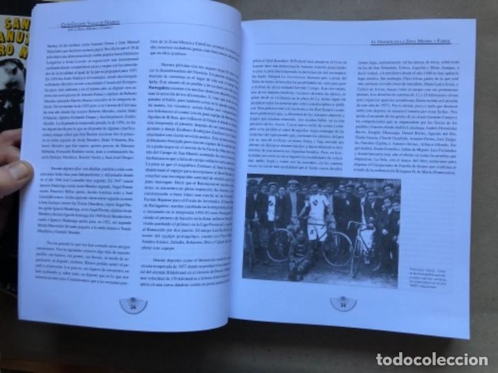 Coleccionismo deportivo: CLUB CICLISTA VALLE DE TRAPAGA ( DE LA ZONA MINERA Y FABRIL ) FUNDADO EN 1957. 592 PÁGINAS. - Foto 4 - 140688734