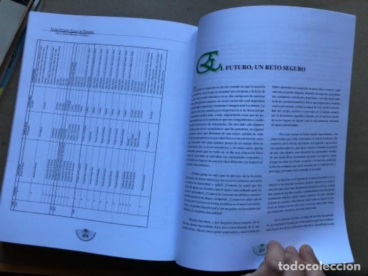 Coleccionismo deportivo: CLUB CICLISTA VALLE DE TRAPAGA ( DE LA ZONA MINERA Y FABRIL ) FUNDADO EN 1957. 592 PÁGINAS. - Foto 11 - 140688734