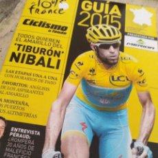 Coleccionismo deportivo: GUÍA CICLISMO A FONDO. Lote 142871770