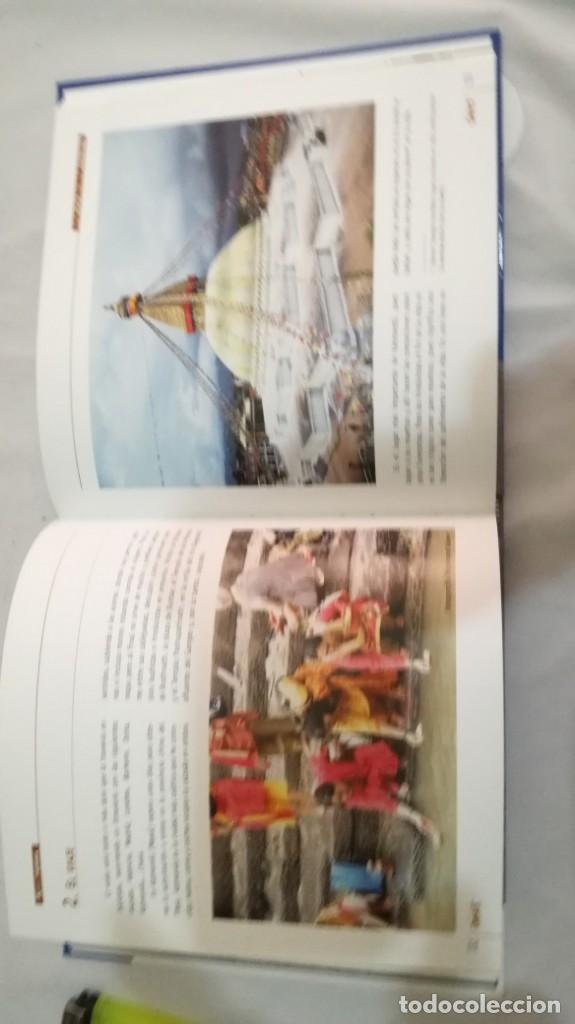 Coleccionismo deportivo: LA VUELTA AL MUNDO EN 5 RETOS/ APOLO ESPERANZA GARCIA/ GEO5 - CICLISMO CON CD - Foto 20 - 144404826