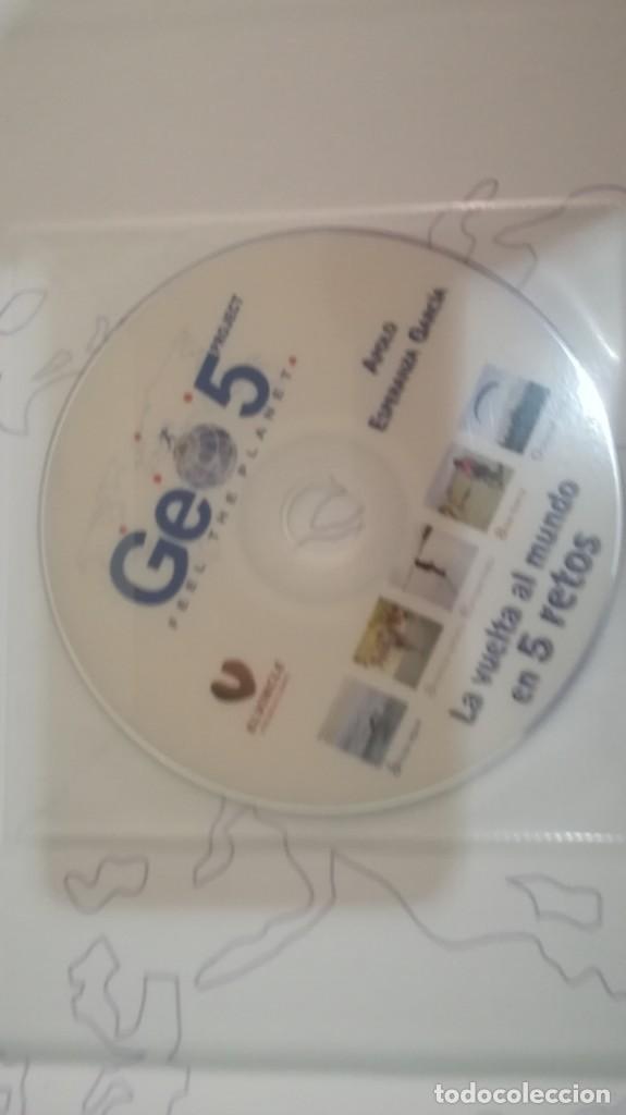 Coleccionismo deportivo: LA VUELTA AL MUNDO EN 5 RETOS/ APOLO ESPERANZA GARCIA/ GEO5 - CICLISMO CON CD - Foto 26 - 144404826
